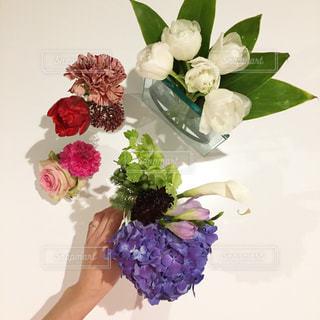 花を飾ろうの写真・画像素材[1873200]