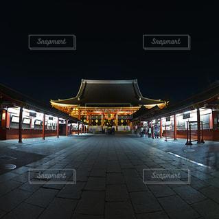 夜景の写真・画像素材[9349]