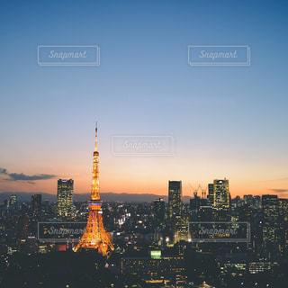 東京タワーの写真・画像素材[2490157]