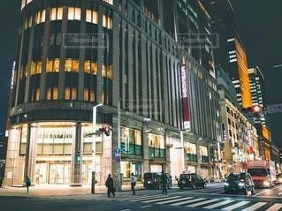 東京夜景ストリートの写真・画像素材[3980487]