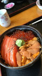 海鮮丼の写真・画像素材[1593257]