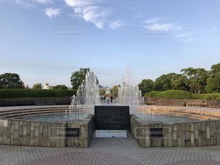 長崎 平和記念公園の写真・画像素材[800036]