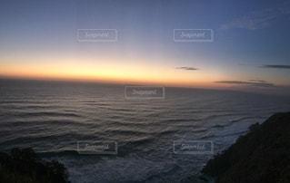 バイロンベイの朝日の写真・画像素材[970544]