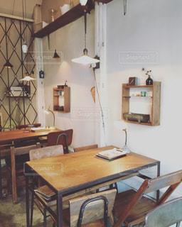 カフェの写真・画像素材[288048]