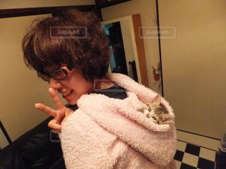 子猫の写真・画像素材[298532]