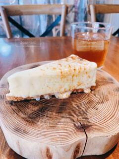 チーズケーキの写真・画像素材[4246092]