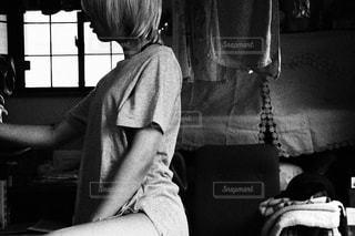 女性の写真・画像素材[127811]