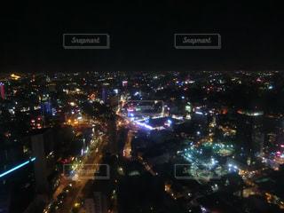 ベトナム/ホーチミンの夜景 - No.289501