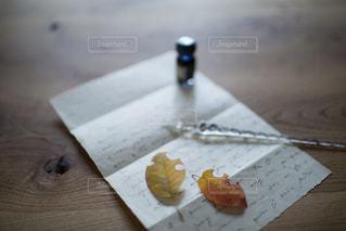 枯れ葉の写真・画像素材[8412]