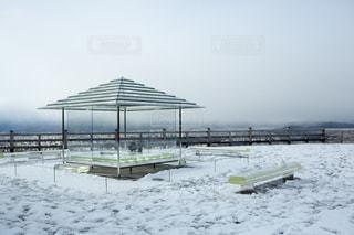 雪の写真・画像素材[8386]