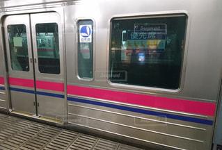 電車の写真・画像素材[344001]