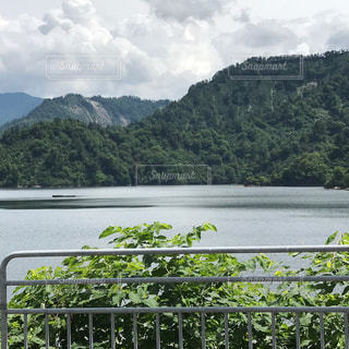 ダムの写真・画像素材[656708]