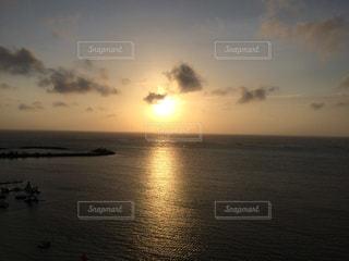 夕景の写真・画像素材[290961]