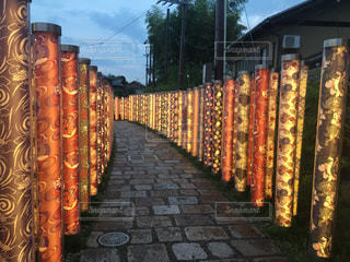 京都 嵐山 キモノフォレストの写真・画像素材[1019899]
