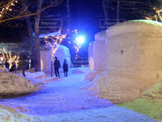 雪の写真・画像素材[357164]