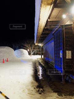 雪の写真・画像素材[357170]