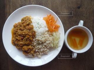 カフェのインドカレー - No.881119