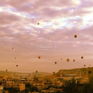 気球の写真・画像素材[311717]