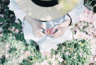 麦わら帽子の少女 - No.1149542