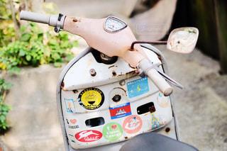 オートバイの写真・画像素材[1149685]