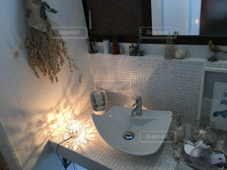 バスルームの写真・画像素材[294082]