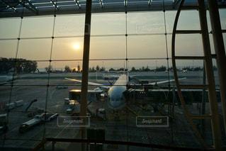 夕日の写真・画像素材[1064732]