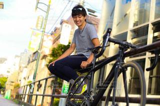 自転車 - No.419676