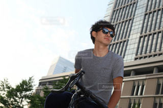 自転車の写真・画像素材[419677]