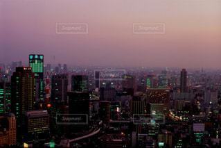空中庭園からの夜景 - No.702488