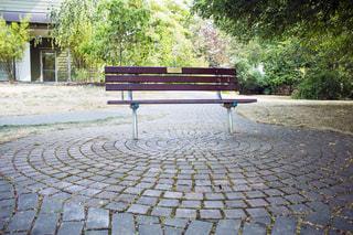 公園のベンチ - No.716171