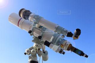 ハイスペックな天体望遠鏡の写真・画像素材[1761502]