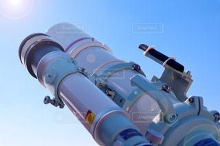 ハイスペック天体望遠鏡の写真・画像素材[1761504]