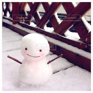 冬,雪,ゆきだるま,雪だるま
