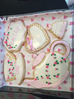 クッキーの写真・画像素材[297599]