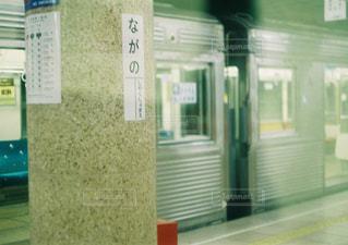 地下鉄の写真・画像素材[897783]