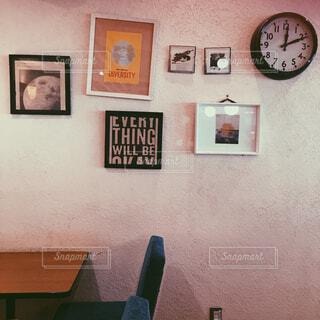 カフェの居心地の良いスペースの写真・画像素材[4290283]