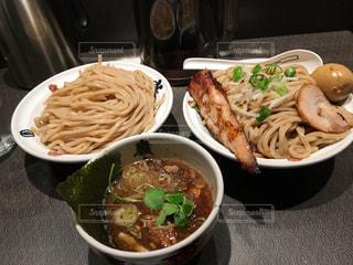 麺屋武蔵のつけ麺、盛りすぎました。の写真・画像素材[1263935]