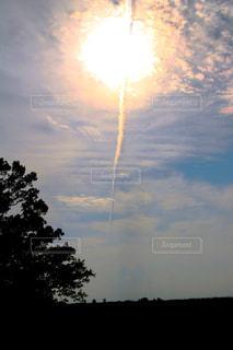 空の雲の写真・画像素材[1163655]