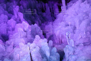 雪の山の写真・画像素材[1754474]