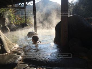 温泉の写真・画像素材[301211]