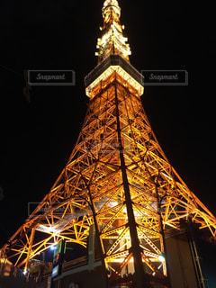 東京タワーの写真・画像素材[605451]