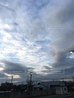 雲の写真・画像素材[297436]