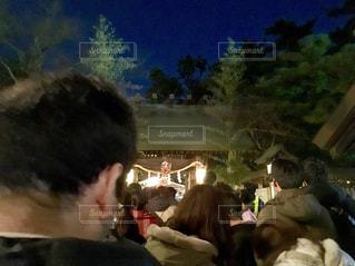 神社の写真・画像素材[299717]