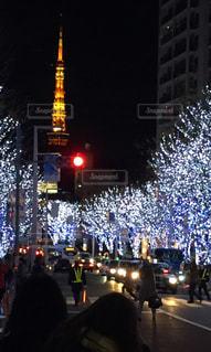 東京タワーの写真・画像素材[297630]