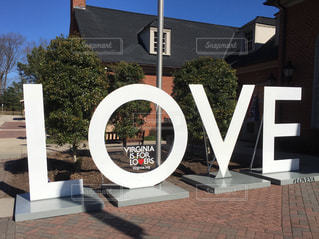 LOVEの写真・画像素材[336122]