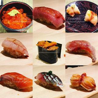 江戸前寿司の写真・画像素材[1870289]