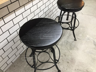 カフェのイス - No.848894