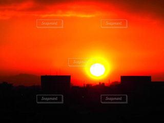 日の出の写真・画像素材[298858]