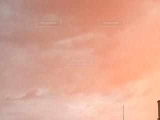 夕焼の写真・画像素材[985805]