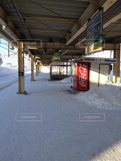 雪に覆われた鉄道 - No.987114